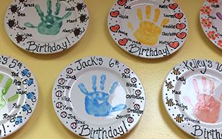 Kids Parties Creative Arts Studios Royal Oak Pottery Painting