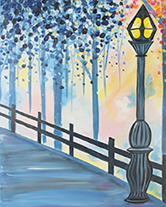 Canvas painting creative arts studios royal oak pottery painting evening stroll solutioingenieria Gallery
