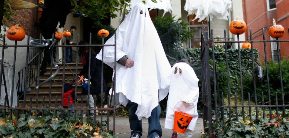 what is the age to stop trick or treating