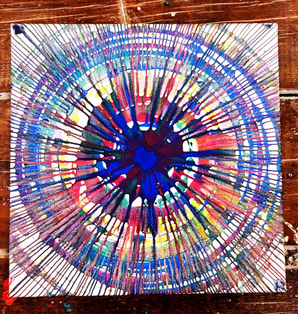Spin Art Fun
