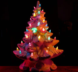 Ceramic Christmas tree by Greg-Marmai