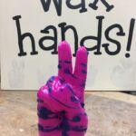 Wax Hands
