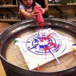 Spin Art Camp